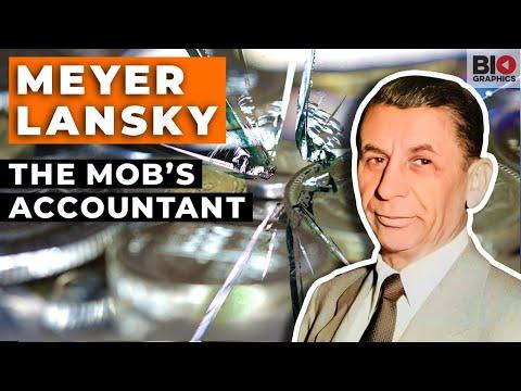 Meyer Lansky: The Mob's Accountant