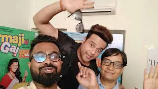 Sharmaji ki Lag Gayi exclusive interview