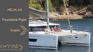 HELIA 44 by Fountaine Pajot Catamarans