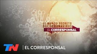 El mundo secreto del coronavirus | EL CORRESPONSAL