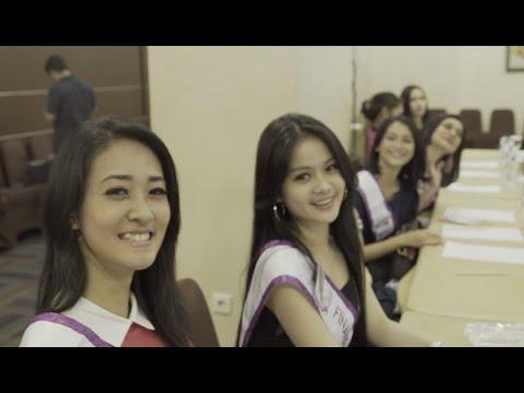 Vlog - Kenalan Dengan Finalis Miss Celebrity 2016