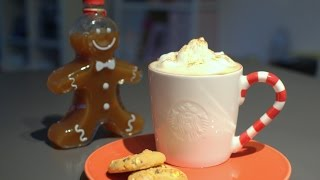 Recette : Le Gingerbread Latte