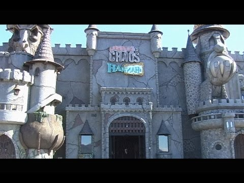 Castle Of Chaos 5D Haunted Attraction Pigeon Forge Tennessee