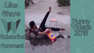Wzeze - Asian Fails and Pranks Compilation - Funny Videos 2018 this compilation is just for laughs