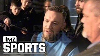 """كونور مكروجر عن مستقبله المحتمل فى المصارعة : """" تبا لـ WWE """" - في الحلبة"""