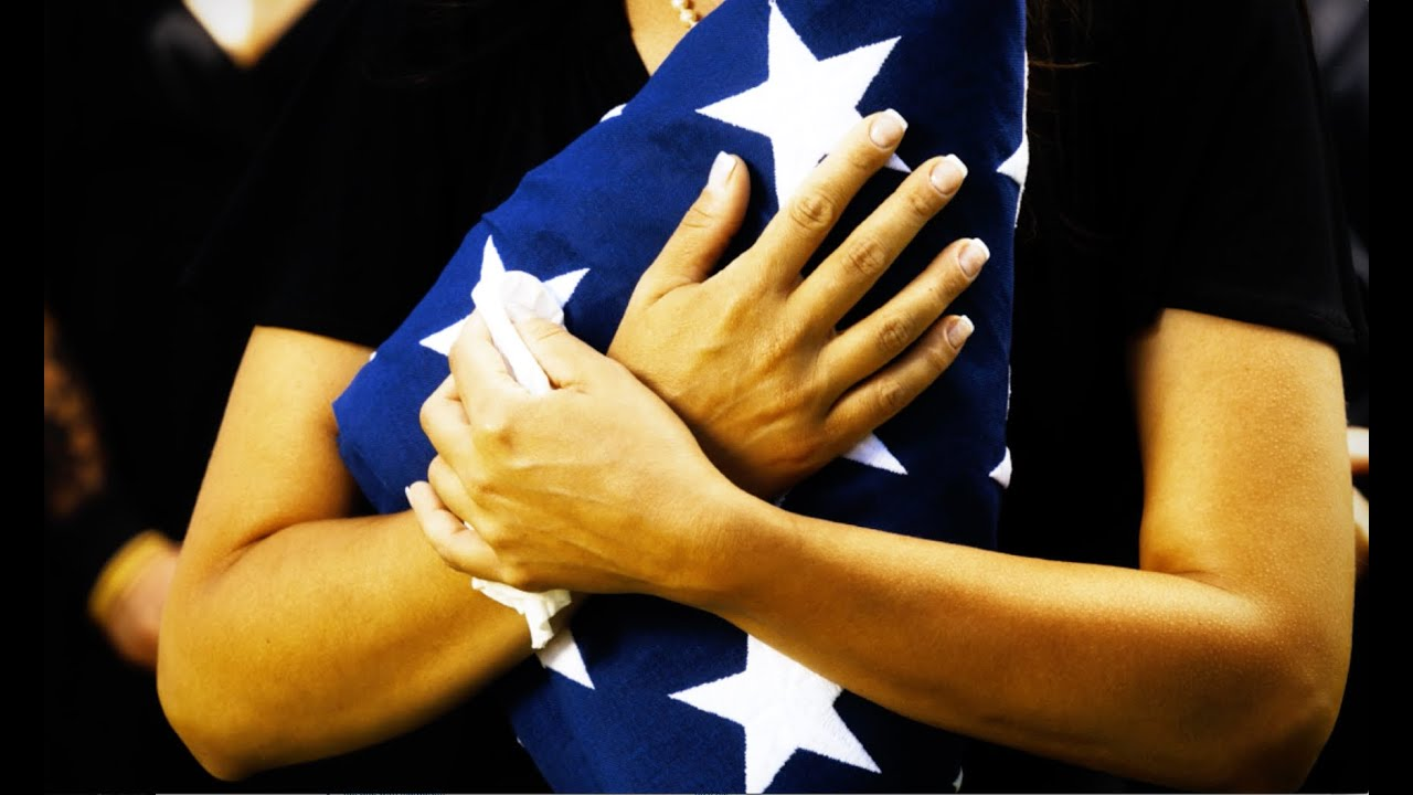 """Memorial Day Tribute 2020 - """"I Will Remember"""" Video and Song - by Peggy Lynn"""