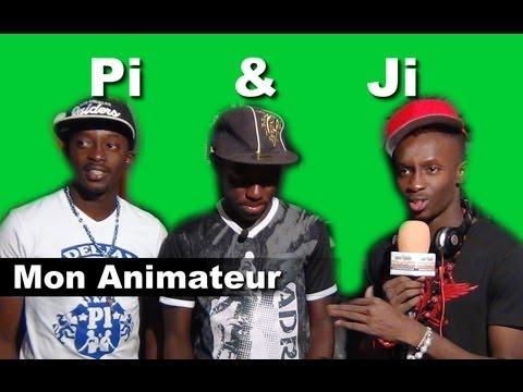 """Pi et JI les jumeaux animateurs dans """"Mon Animateur"""""""