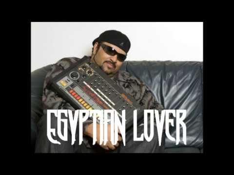 The Egyptian Lover - My House On The Nile - Greatest Hits Mix