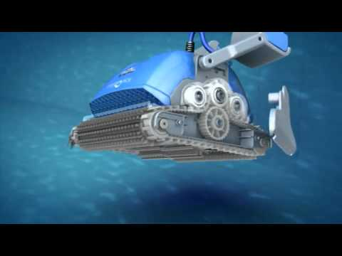 Robots limpiadores dolphin para piscinas dolphin supreme for Limpiadores de piscinas