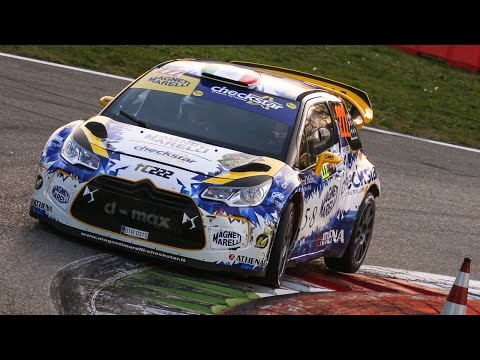 Monza Rally Show 2015 - Day 1 [HD]