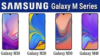 Samsung Galaxy m30 triple camera
