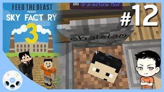 แหวนอะไรบินไม่ได้ - มายคราฟ Sky Factory 3 #12