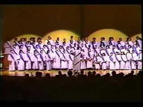 Soul Children of Chicago - VINTAGE 1986 Draw Me Nearer