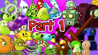 Plants vs Zombies 2 All Plants Power Up vs Gargantuar Prime(Plants vs Zombies 2: All Plant Power Up vs Prime Gargantuar. This is Part 1 where i use Plants with power up to defeat the big and powerful Gargantuar., 2016-09-20T11:00:02.000Z)