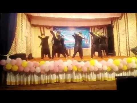 save girl child 1st prize winng theme dance(himalayas)