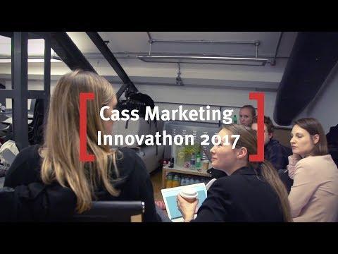 Cass Business School: Marketing Innovathon 2017