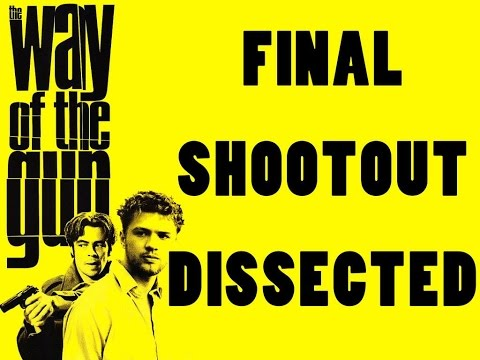 The Perfect Blend Of Realism And Style - The Way Of The Gun's Final Shootout