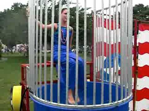 Miss Frederick Dunk Tank - July 4th 2008