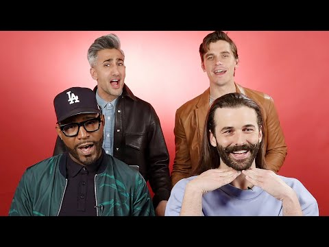 """The Queer Eye Guys Play """"Keep Or Cancel"""" With Hetero Trends"""
