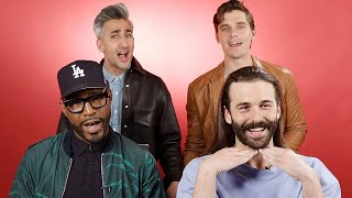The Queer Eye Guys Play