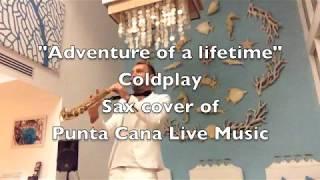 Saxofonista en Santo Domingo, bodas y eventos