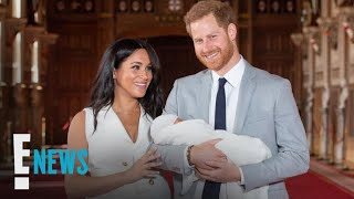 Prince Harry Protects Meghan Markle & Baby Archie's Privacy | E! News