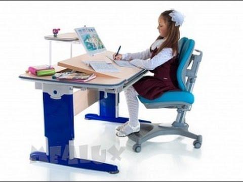 Обзор Письменный стол трансформет Mealux Boston BD 161  ИМ Топик