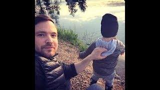 Алексей Чадов со своим сыном Федором❤❤❤