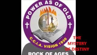 THE MYSTERY OF DESTINY by Chaplain T M Olubena
