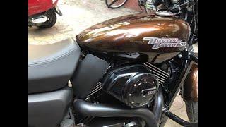 Heat shield!!Hot air diverter for Harley davidson street 750!!