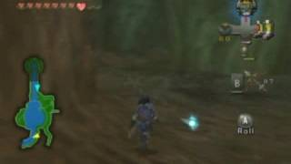 Twilight Princess - Lantern Underwater Glitches