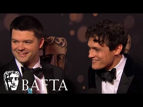 The Lego Movie | BAFTA Animated Film Winner 2015 | Backstage Interview