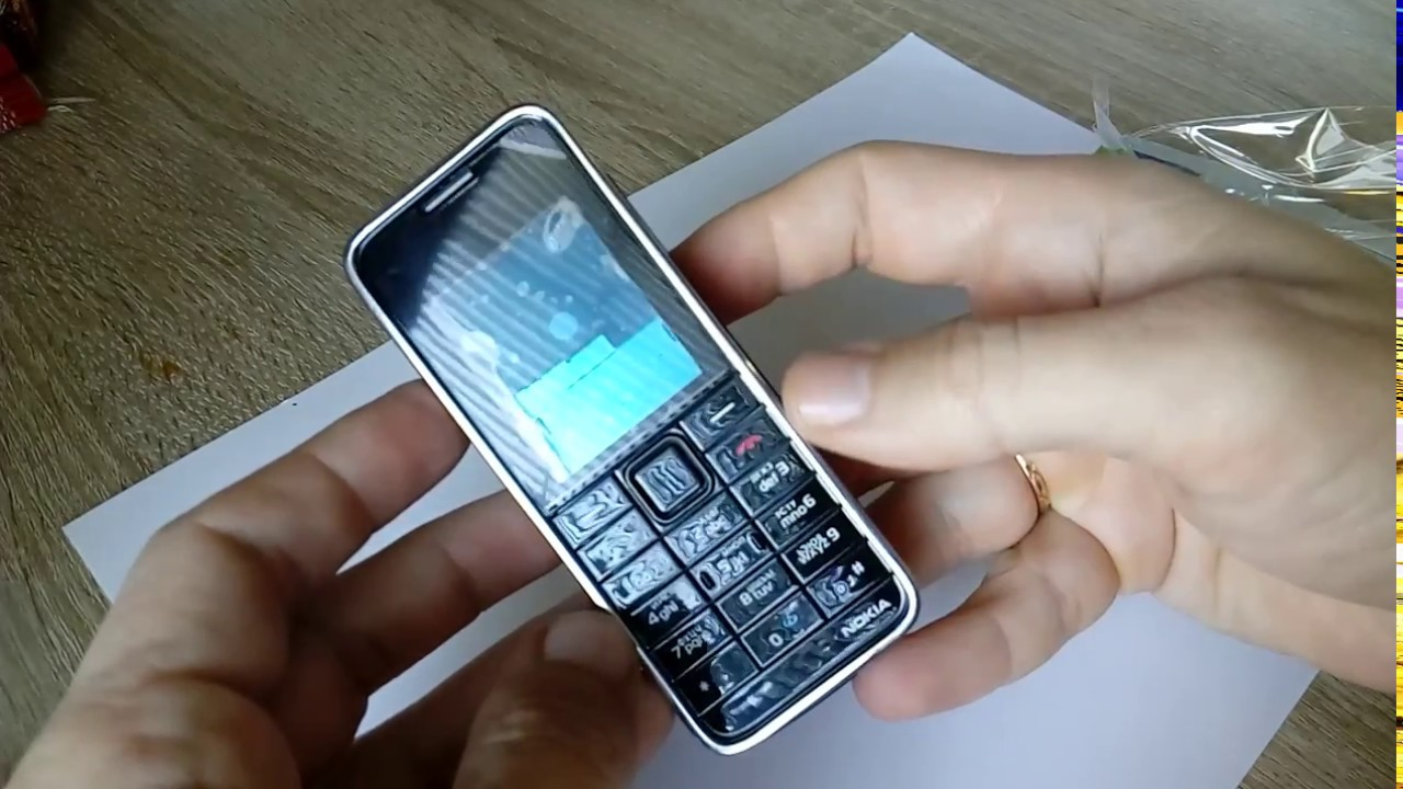 Nokia C200 In Running Wallpaper And Theme