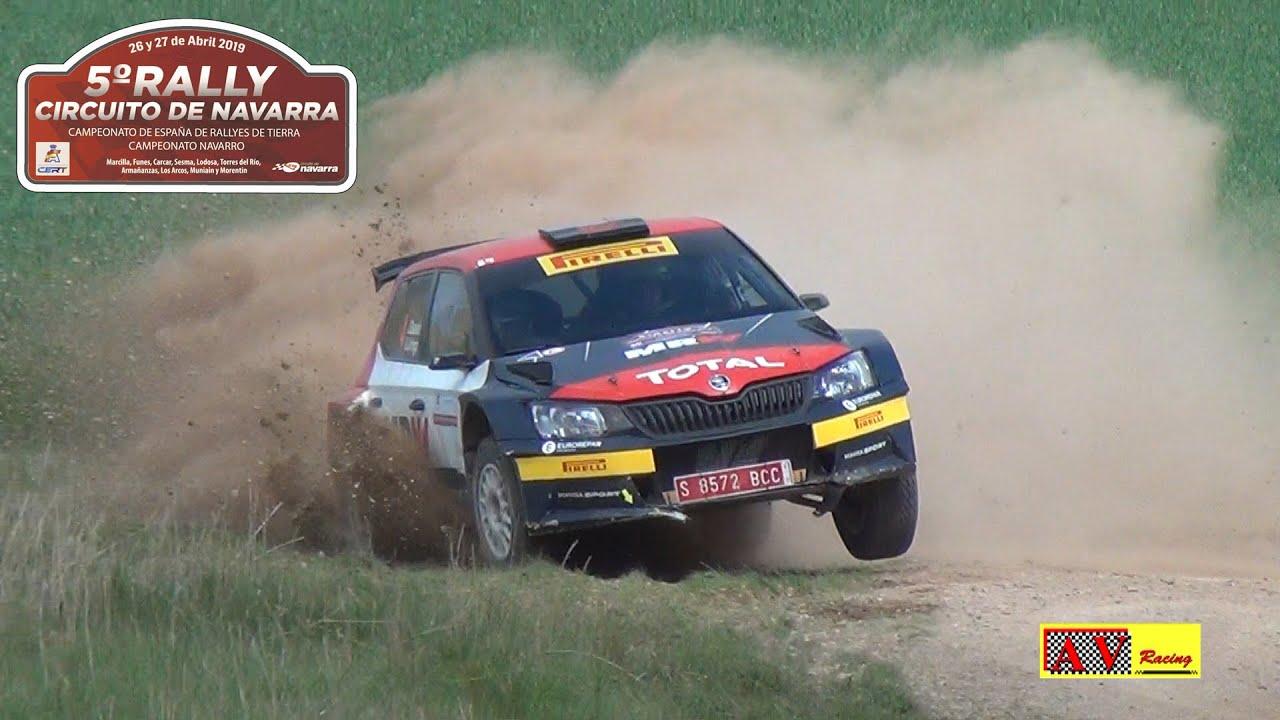 Circuito Los Arcos : V rally circuito de navarra en los arcos estella directo