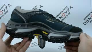 мужские треккинговые кроссовки Grisport 11927 синие