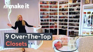 Download 9 Of The Coolest Closets From Dan Bilzerian To Celine Dion Mp3 and Videos