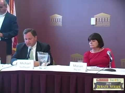 Middlesex County District Attorney Debate Series 2014