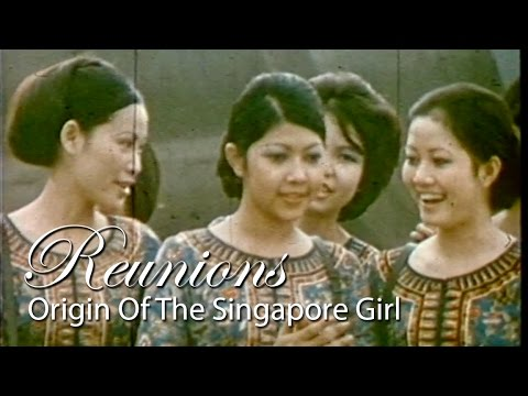 Origin Of The Singapore Girl | Reunions | Channel NewsAsia Connect