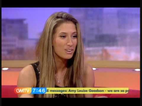 STACEY SOLOMON FROM THE X FACTOR - FULL POST AUDITION TV INTERVIEW