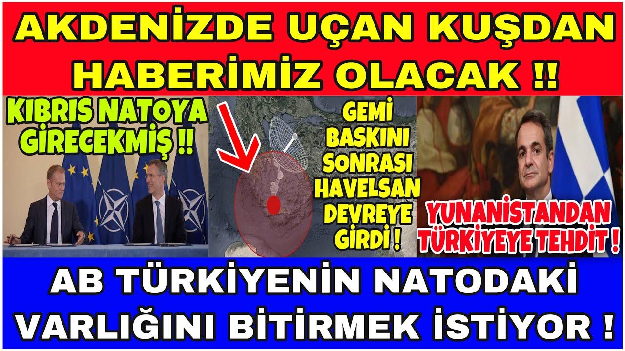 AB GÜNEY KIBRISI NATOYA SOKACAKMIŞ !! [ AZERBAYCAN KARABAĞ SON DURUM ]