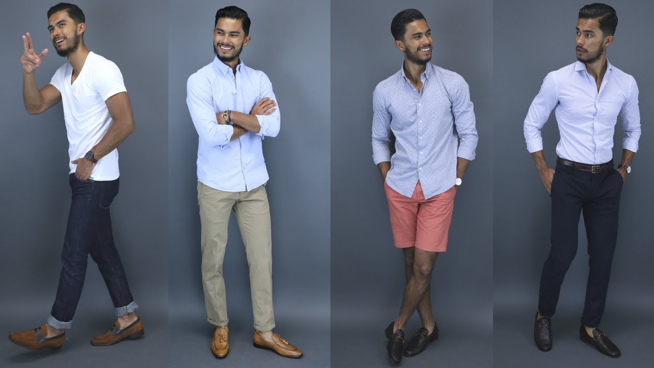 3 Loafer Styles Men Should Know Youtube