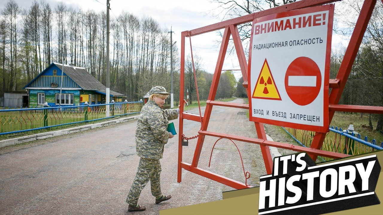 Chernobyl, 35 years later: from disaster to symbol of hope - La ...