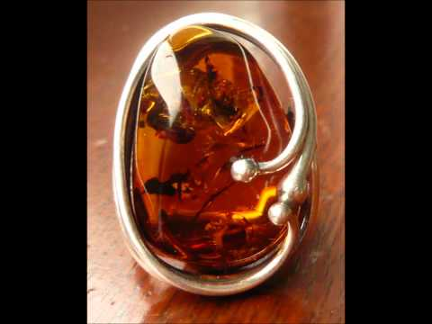 Silver and Amber Jewellery From StonesandSilver.co.uk