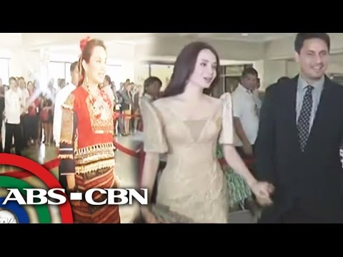 Fashion, political statements at SONA 2014 red carpet