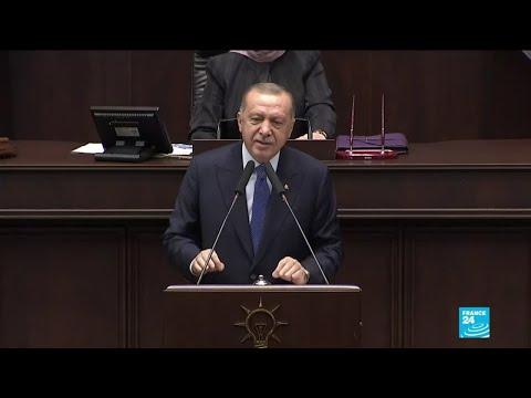 Offensive turque en Syrie : Erdogan exclut un cessez-le-feu, refuse des négociations