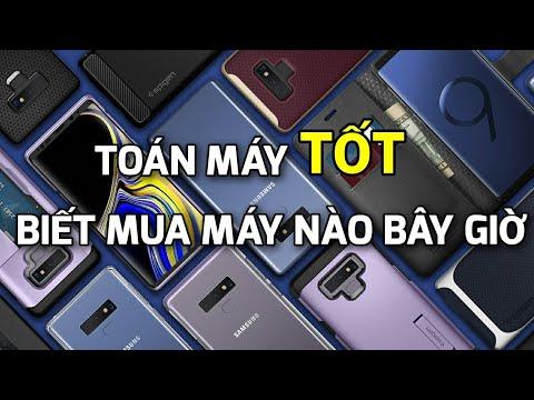 ĐIỂM DANH Smartphone Samsung đáng Mua Nhất!!!