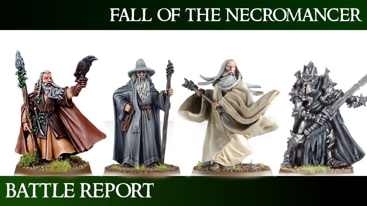 fall of the necromancer pdf