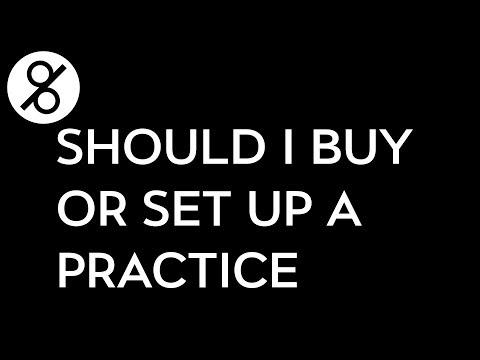 Should I Buy or Set Up a Dental Practice? | Samera Healthcare Advisors