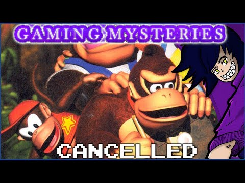 Gaming Mysteries: Cancelled Donkey Kong Games