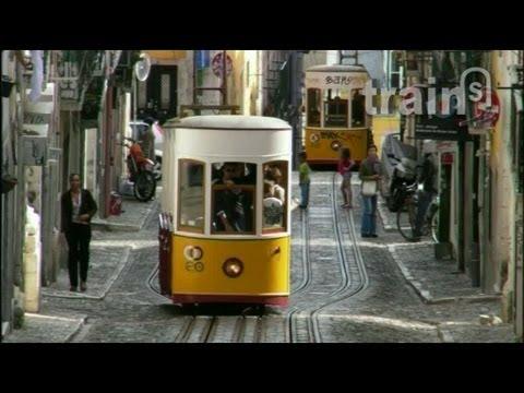 Lisbon transportation - Ascensor da Bica Lisboa